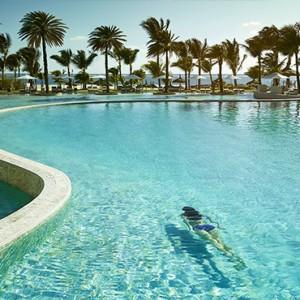 Luxury Mauritius Honeymoon Packages - Lux* Belle Mare - Pool7