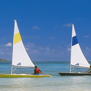 Luxury Mauritius Honeymoon Packages - Lux* Belle Mare - Yacht