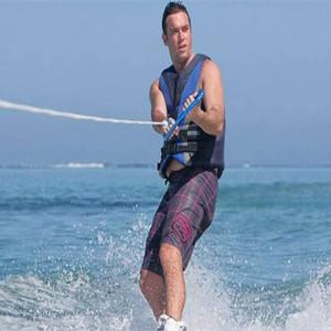 Luxury Mauritius Honeymoon Packages - Lux* Belle Mare - waterskiing