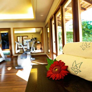 Maradiva Villas Resort & Spa - Luxury Mauritius Honeymoon Packages - Fitness