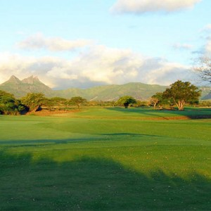 Maradiva Villas Resort & Spa - Luxury Mauritius Honeymoon Packages - Golf
