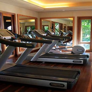 Maradiva Villas Resort & Spa - Luxury Mauritius Honeymoon Packages - Gym