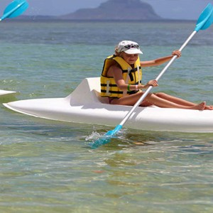 Maradiva Villas Resort & Spa - Luxury Mauritius Honeymoon Packages - Kayaking