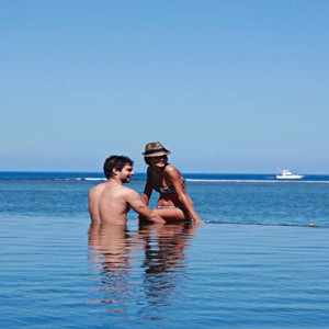Maradiva Villas Resort & Spa - Luxury Mauritius Honeymoon Packages - Pool in the pool