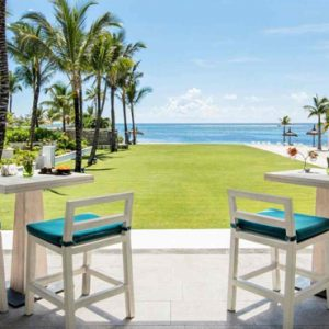 Mauritius Honeymoon Packages Long Beach Mauritius Dining 4