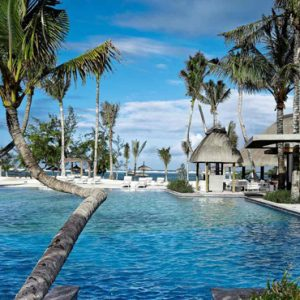 Mauritius Honeymoon Packages Long Beach Mauritius Pool 2
