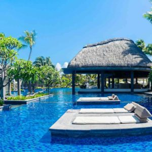 Mauritius Honeymoon Packages Long Beach Mauritius Pool 3