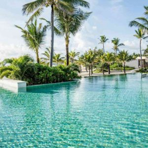 Mauritius Honeymoon Packages Long Beach Mauritius Pool 4