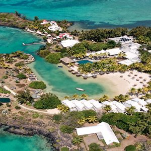 Mauritius Honeymoon Packages Paradise Cove Boutique Hotel Aerial View