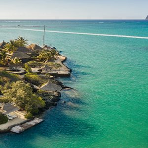 Mauritius Honeymoon Packages Paradise Cove Boutique Hotel Aerial View1