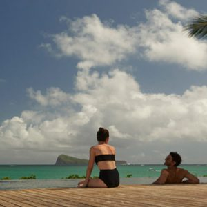 Mauritius Honeymoon Packages Paradise Cove Boutique Hotel Couple In Pool