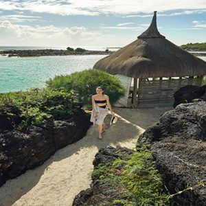 Mauritius Honeymoon Packages Paradise Cove Boutique Hotel Outside Shower1