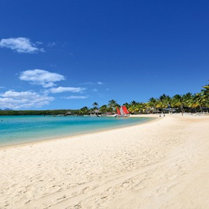 Mauritius Honeymoon Packages Shandrani Beachcomber Resort & Spa Beach3