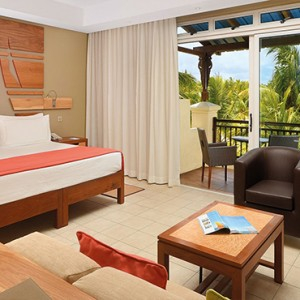Mauritius Honeymoon Packages Shandrani Beachcomber Resort & Spa Deluxe Room