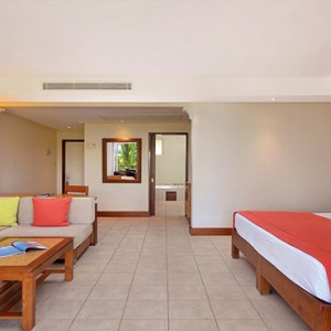 Mauritius Honeymoon Packages Shandrani Beachcomber Resort & Spa Deluxe Room1