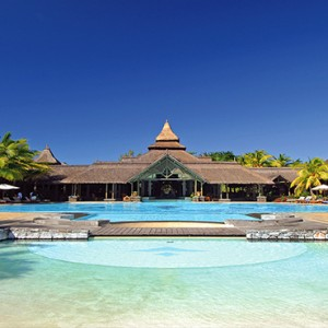 Mauritius Honeymoon Packages Shandrani Beachcomber Resort & Spa Exterior