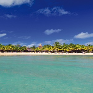 Mauritius Honeymoon Packages Shandrani Beachcomber Resort & Spa Exterior View1