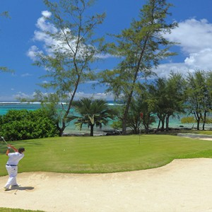 Mauritius Honeymoon Packages Shandrani Beachcomber Resort & Spa Golf1