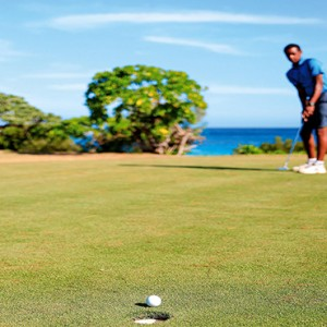Mauritius Honeymoon Packages Shandrani Beachcomber Resort & Spa Golf2