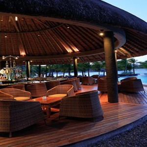 Mauritius Honeymoon Packages Shandrani Beachcomber Resort & Spa Le Sirius Restaurant & Bar
