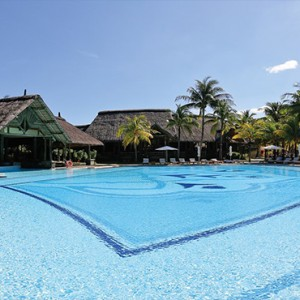 Mauritius Honeymoon Packages Shandrani Beachcomber Resort & Spa Pool1