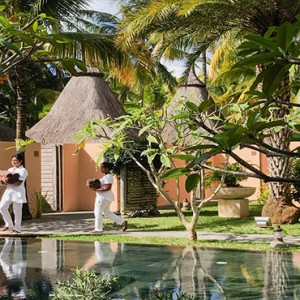 Mauritius Honeymoon Packages Shandrani Beachcomber Resort & Spa Spa Exterior