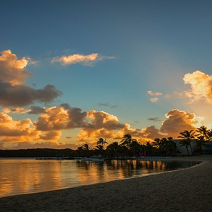 Mauritius Honeymoon Packages Shandrani Beachcomber Resort & Spa Sunset