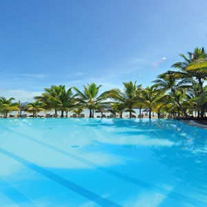 Mauritius Honeymoon Packages Shandrani Beachcomber Resort & Spa Pool3