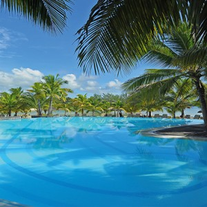 Mauritius Honeymoon Packages Shandrani Beachcomber Resort & Spa Pool4