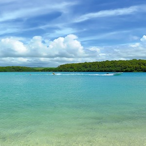 Mauritius Honeymoon Packages Shandrani Beachcomber Resort & Spa Watersport Activity