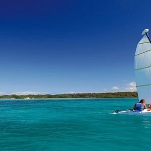Mauritius Honeymoon Packages Shandrani Beachcomber Resort & Spa Watersport Activity2