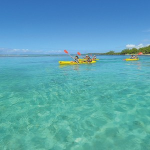 Mauritius Honeymoon Packages Shandrani Beachcomber Resort & Spa Watersport Activity3