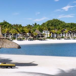 Mauritius Honeymoon Packages Shangri La's Le Touessrok Resort And Spa Beach View