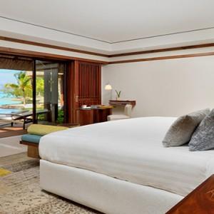 Mauritius Honeymoon Packages Shangri La's Le Touessrok Resort And Spa Beach Villa Bedroom1