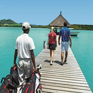 Mauritius Honeymoon Packages Shangri La's Le Touessrok Resort And Spa Boat Transfer