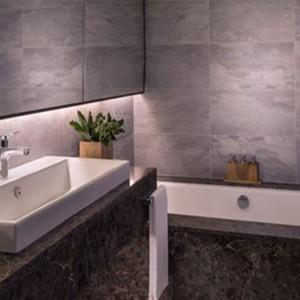 Mauritius Honeymoon Packages Shangri La's Le Touessrok Resort And Spa Deluxe Ocean View Bathroom1