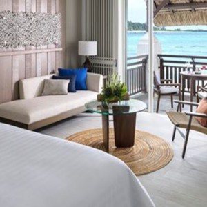 Mauritius Honeymoon Packages Shangri La's Le Touessrok Resort And Spa Deluxe Ocean View Bedroom With View