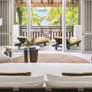 Mauritius Honeymoon Packages Shangri La's Le Touessrok Resort And Spa Deluxe Suite