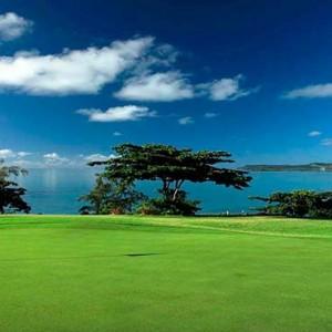 Mauritius Honeymoon Packages Shangri La's Le Touessrok Resort And Spa Ile Aux Cerfs Golf Club