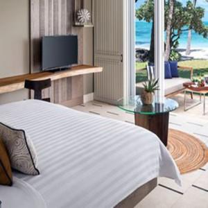 Mauritius Honeymoon Packages Shangri La's Le Touessrok Resort And Spa Junior Suite Frangipari Beach Access Bedroom