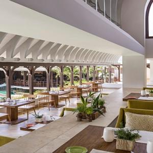 Mauritius Honeymoon Packages Shangri La's Le Touessrok Resort And Spa Le Bazar Restaurant