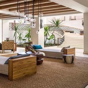 Mauritius Honeymoon Packages Shangri La's Le Touessrok Resort And Spa Lobby