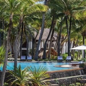 Mauritius Honeymoon Packages Shangri La's Le Touessrok Resort And Spa Main Pool