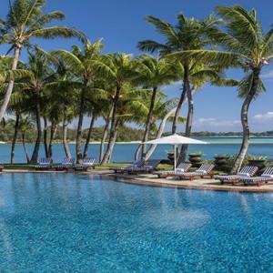 Mauritius Honeymoon Packages Shangri La's Le Touessrok Resort And Spa Main Pool1