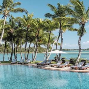 Mauritius Honeymoon Packages Shangri La's Le Touessrok Resort And Spa Main Pool2