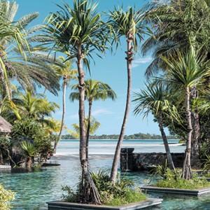 Mauritius Honeymoon Packages Shangri La's Le Touessrok Resort And Spa Pool