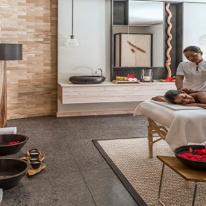 Mauritius Honeymoon Packages Shangri La's Le Touessrok Resort And Spa Spa Massage Indoors