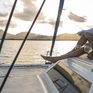 Mauritius Honeymoon Packages Shangri La's Le Touessrok Resort And Spa Sunset Cruise