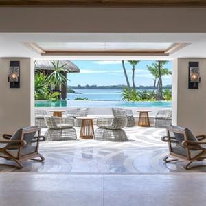 Mauritius Honeymoon Packages Shangri La's Le Touessrok Resort And Spa Upper Lobby