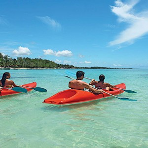 Mauritius Honeymoon Packages Shangri La's Le Touessrok Resort And Spa Watersport Activity2